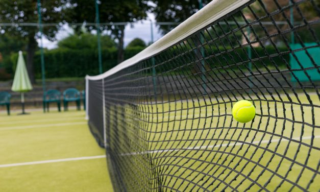 Belfast Junior Hardcourt Championships at CIYMS