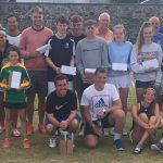 County Antrim Championships at Ballycastle