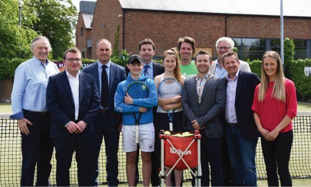 Belfast City ITF Tournament at Windsor