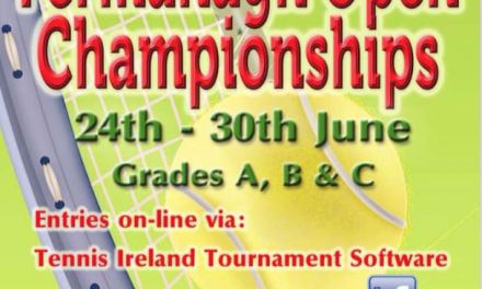 Fermanagh Open Championships 2019