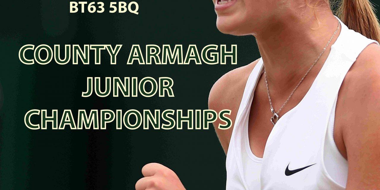 County Armagh Junior Championships Portadown