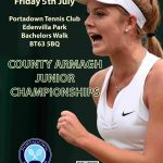 County Armagh Junior Championships Portadown