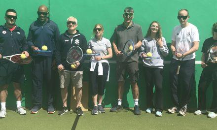 Sight Loss in Sport Training