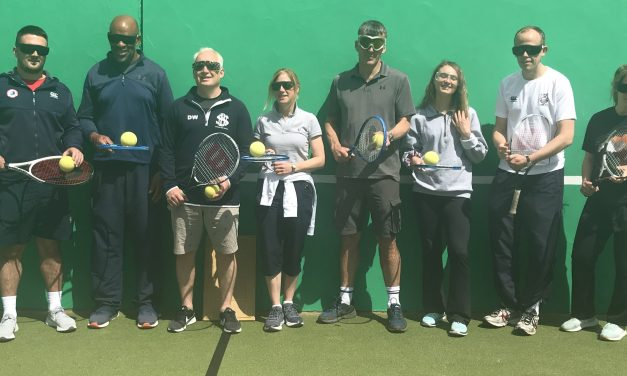 Sight Loss in Sport Training