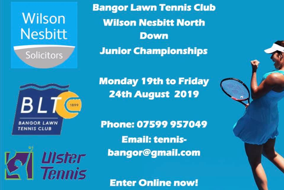 Wilson Nesbitt North Down Junior Championships