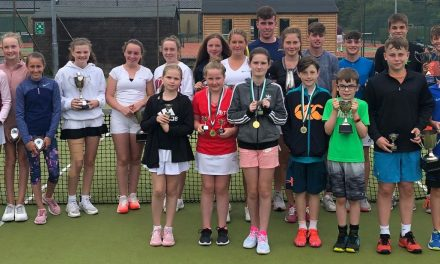Ulster Junior Open Finals