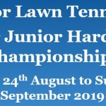 Ulster Junior Hardcourt Championships @ Windsor
