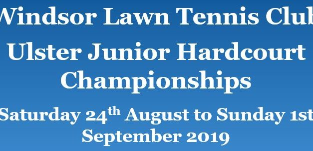 Ulster Junior Hardcourt Championships @ Windsor