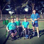 Dan Maskell Junior Wheelchair Tennis