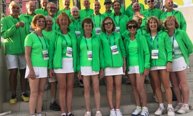 Super Senior World Team Championships 2019