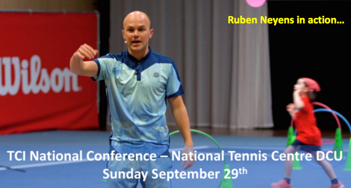 TCI National Coaches Conference
