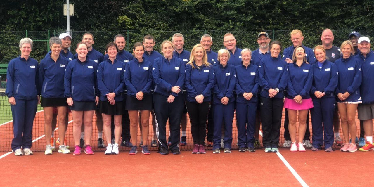 Junior Veterans Interprovincial 2019