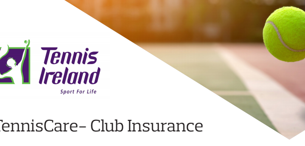 Tennis Care – Club Insurance Package with AON