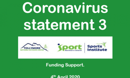 Sport NI – Covid – Funding & Support