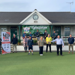 Donaghadee Tennis Club win Ulster Tennis Club of the Year Award 2019 2020
